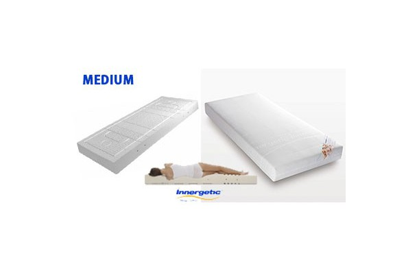 Matelas latex Innergetic latex médium